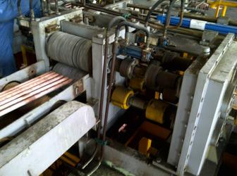 電解機組-陽極機組