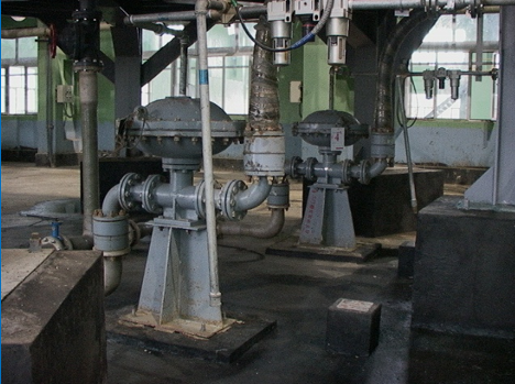 氣動單隔膜泵